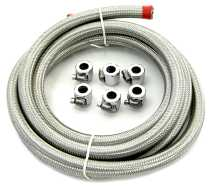 3/8 STAINLESS STEEL OIL LINE