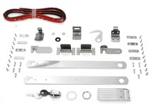 70-80 FLH Shovelhead SADDLEBAG HARDWARE KIT