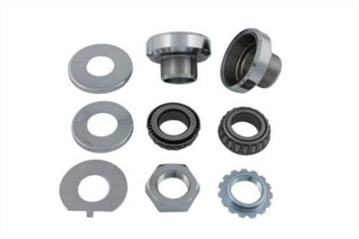 Hogpenn - Store - Frame & Suspension - FORK BEARING CUP KIT 48-87